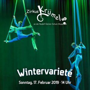 Wintervarieté 2019 @ Festsaal Rudolf-Steiner-Schule Wuppertal | Wuppertal | Nordrhein-Westfalen | Deutschland